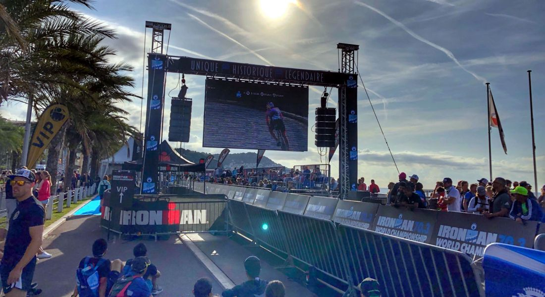 World championship Ironman 70.3